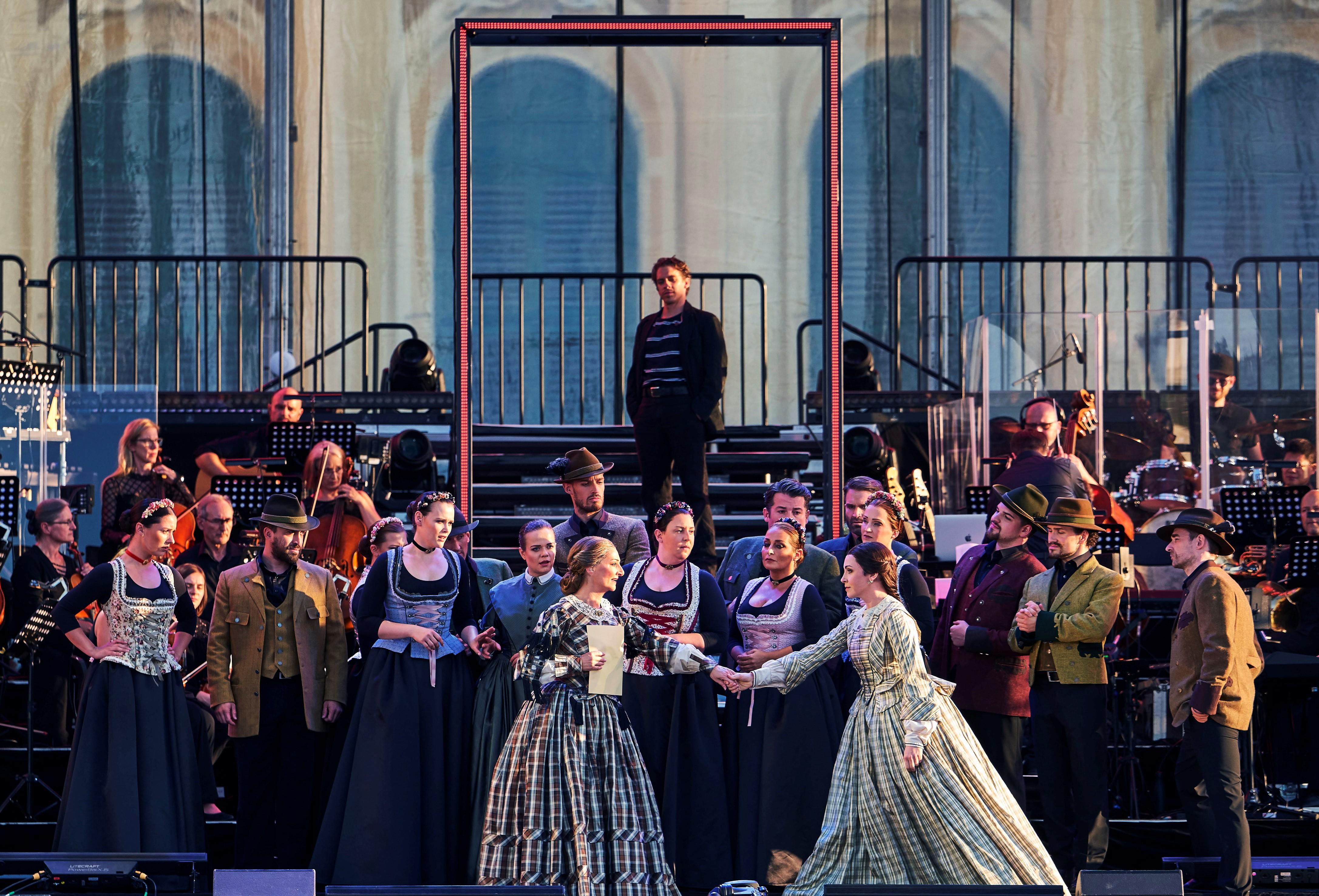 Musical München Elisabeth 2021