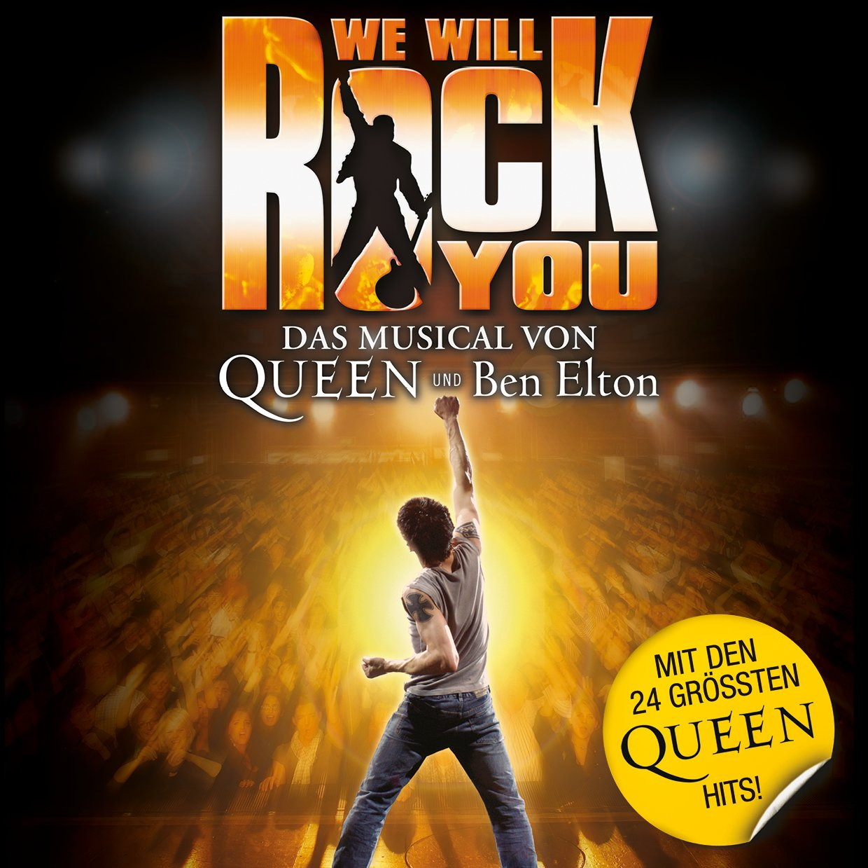 WE WILL ROCK YOU ab Herbst 2021 auf Tour